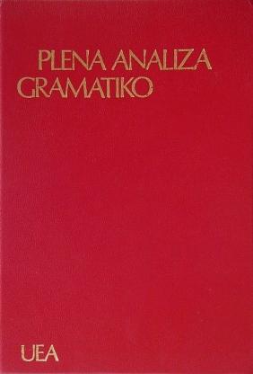 Plena Analiza Gramatiko