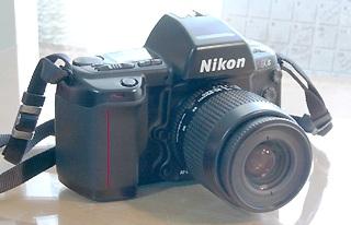 fotilo Nikon N90s