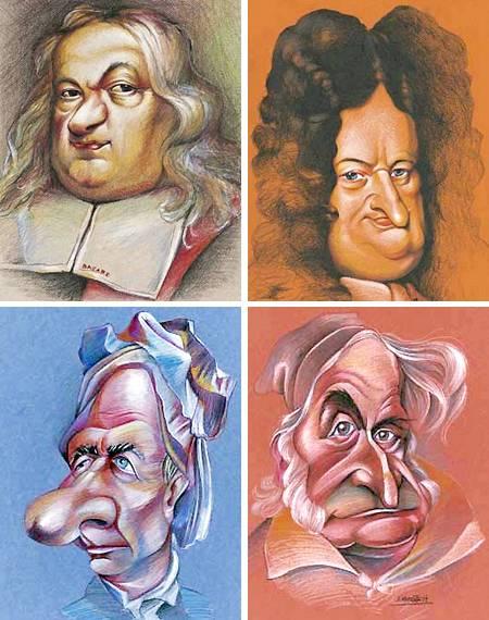 [↖ Fermat] [Leibniz ↗] [↙ Euler] [Gauss ↘]