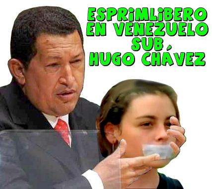 Esprimlibero en Venezuelo sub Hugo Chávez