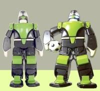 robotoj VisiOn de Teamo Oosaka